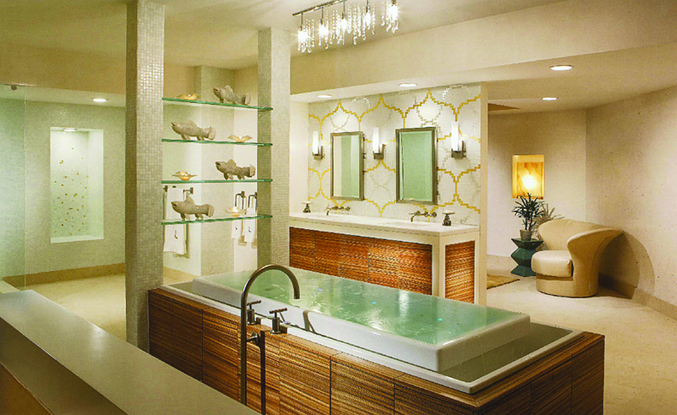 Creating an at home getaway by incorporating a spa bathroom in a home is. Turn Your Bathroom Into a Spa   Vermont Maturity