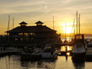 Burlington's waterfront (Photo by Martin Albert)