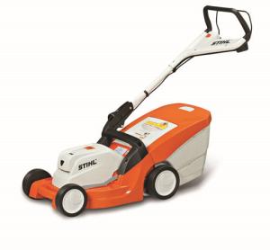 Stihl RMA 410 C battery-powered lawn mower