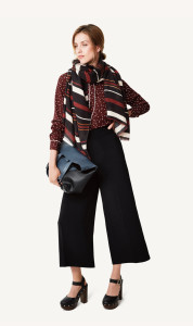 The statement blouse or jacket is a key item to buy for fall. (Photo courtesy of target.com)